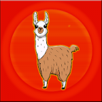 G2J Llama Escape From Hut House