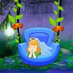 WowEscape-Heavenly Angel Escape HTML5